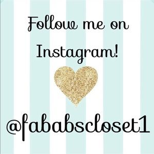 Other - Follow me on Instagram for 10% off your order!